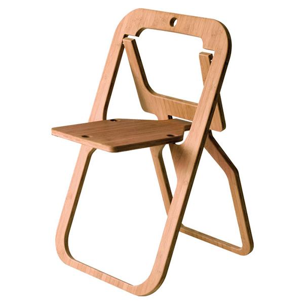 صندلی تاشو اولین صندلی تمام چوب