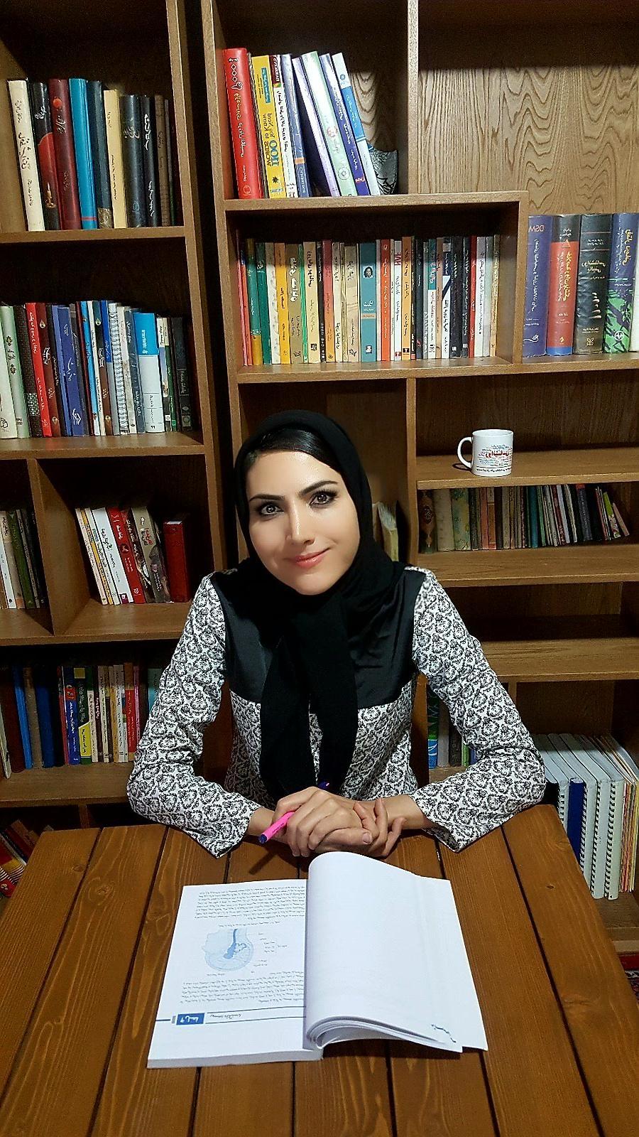 دکتر سارا حسنی روانشناس و مشاور در اراک