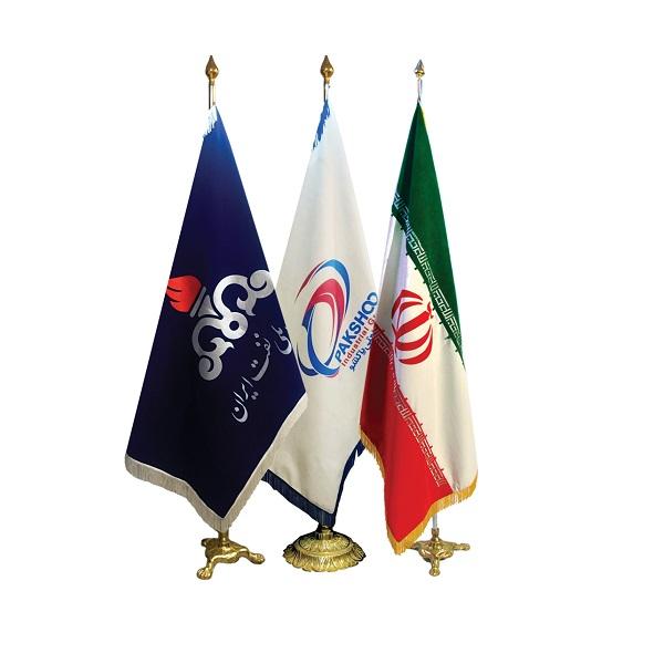 چاپ پرچم تشریفات و پرچم رومیزی در مشهد افراتوسر