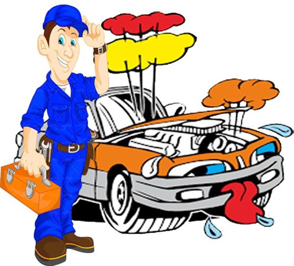آگهی تعمیر خودرو