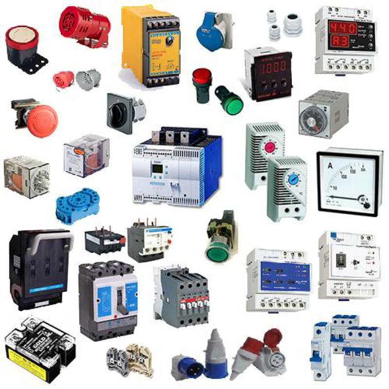 فروش و تأمین تجهیزات و لوازم برق صنعتی و اتوماسیون صنعتی در