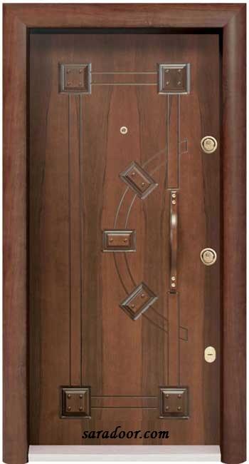 فروش درب ضد سرقت و نرده و حفاظ استیل