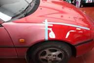 آموزش کارشناسی تشخیص رنگ شدگی خودرو تهران شیراز و...