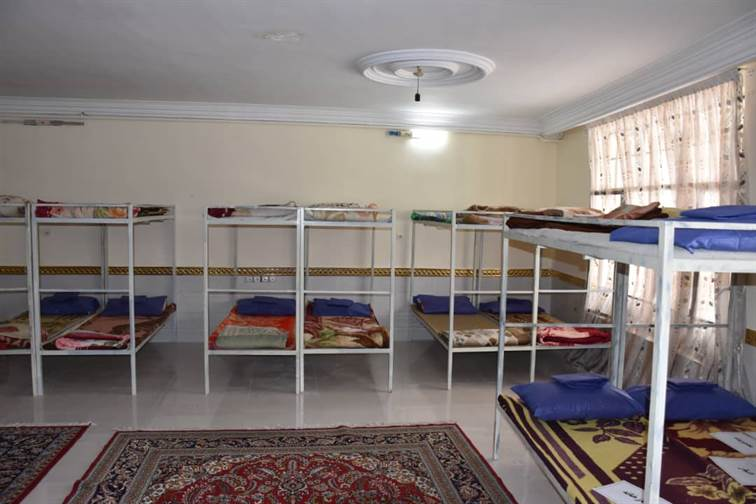 مرکز درمان کمپ ترک اعتیاد آقایان بهزیستی مشهد