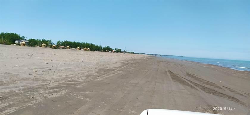 زمین در پارک ساحلی چاف