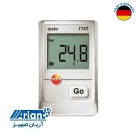 مشخصات،مشاهده و خرید ثبت کننده دما(دیتالاگر/ترموگراف)تستوtesto 174t آریان تجهیز