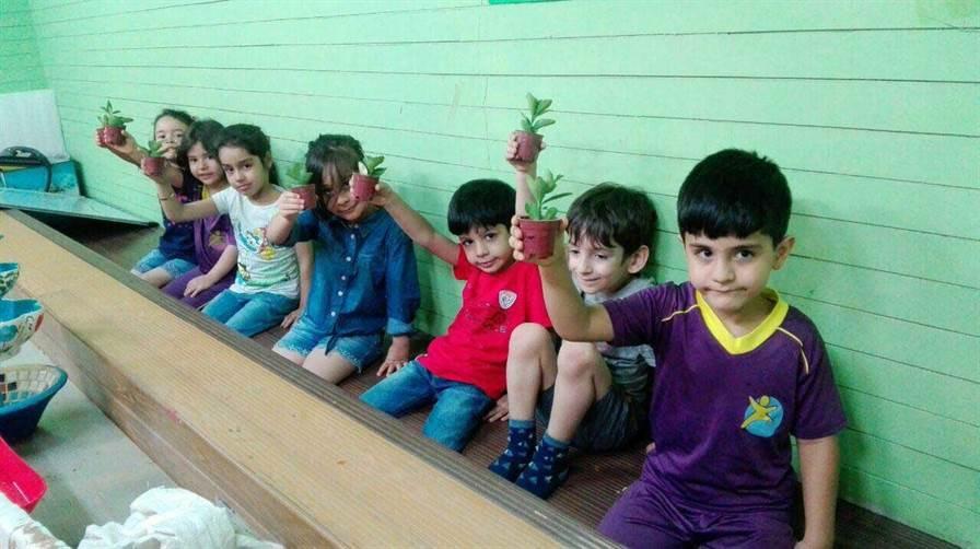 بهترین باشگاه ورزشی کودکان در مشهد باشگاه کودک و آینده