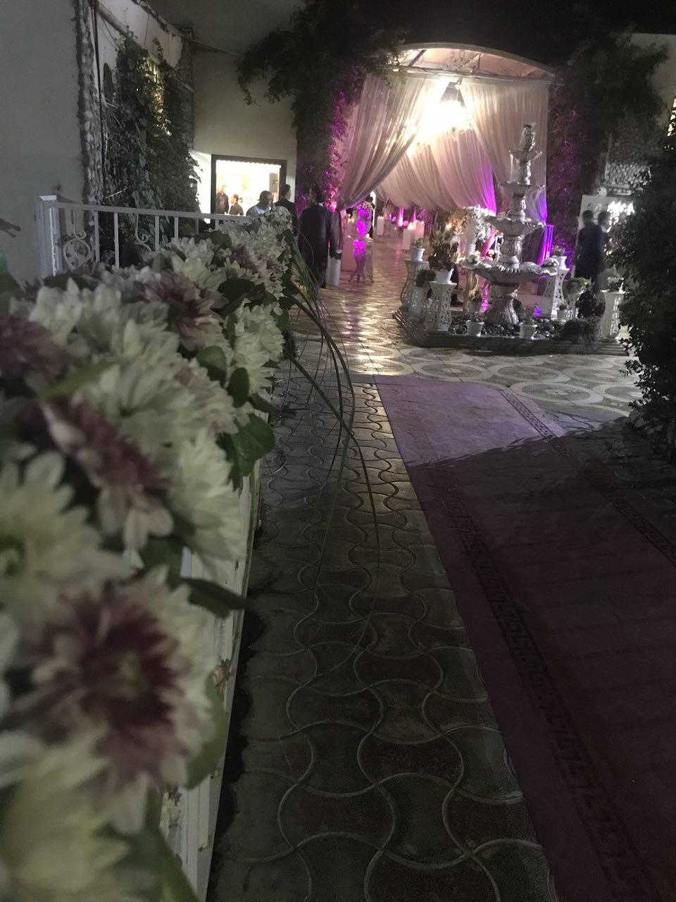 تشریفات مجالس عروسی سعید