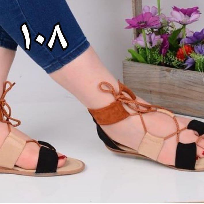 فروش فقط عمده قیمتها مقطوع💯💯 کفش زنانه