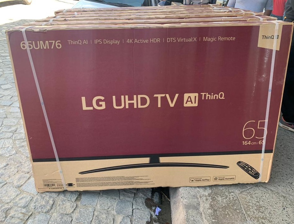 فروش تلویزیون فورکا ال جی