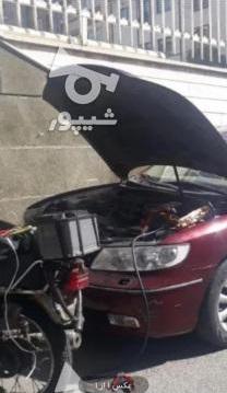 باطری ساز سیار امداد خودرو مکانیک شمال تهران