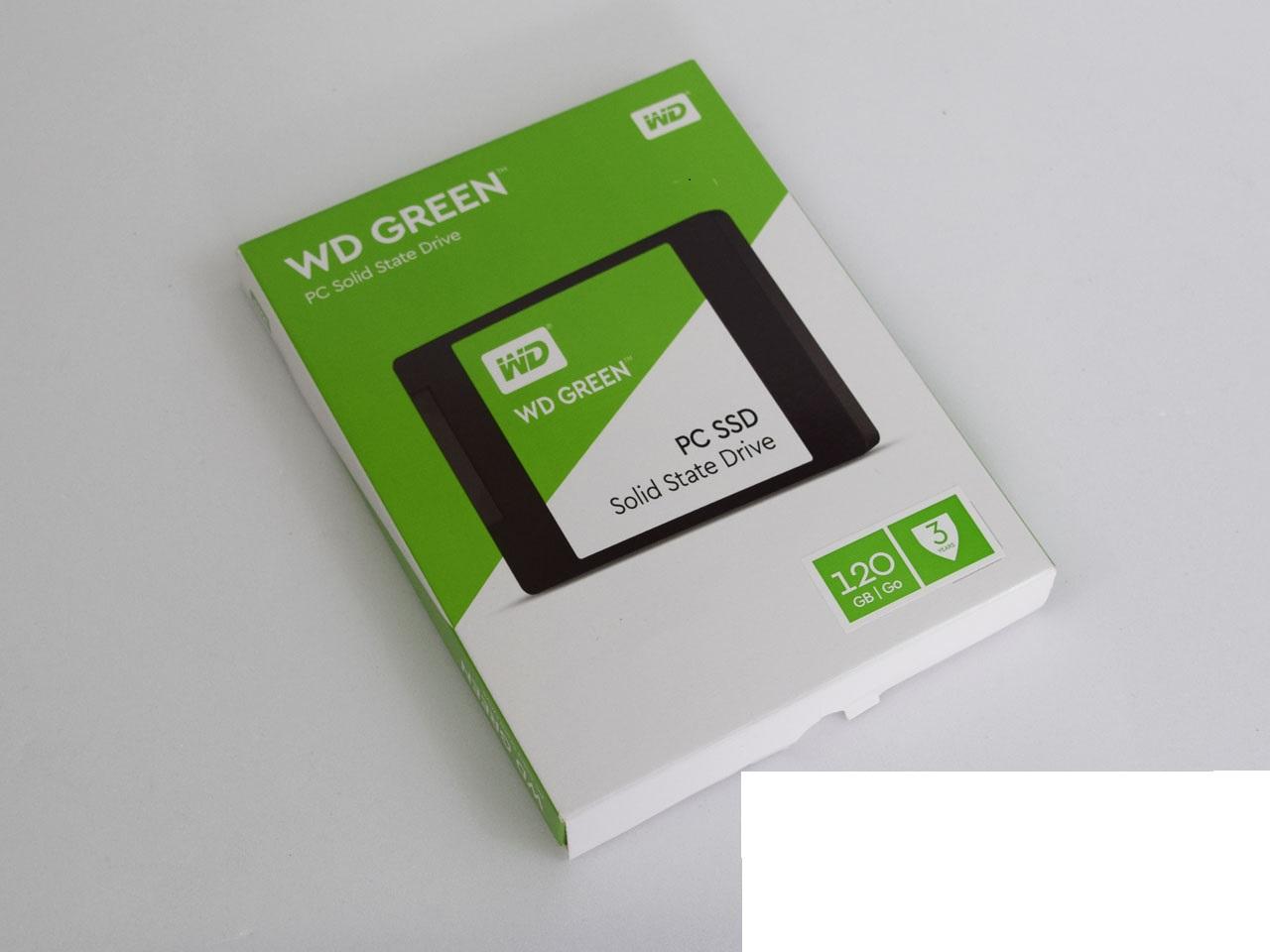 فروش هارد SSD 120 WD