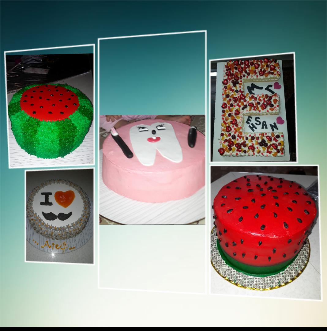 دکوراتور کیک