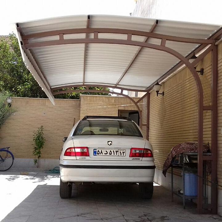 سایبان خودرو در اصفهان