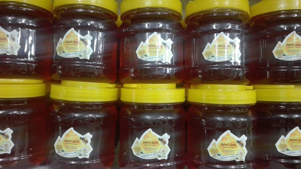 عسل طبیعی مراغه