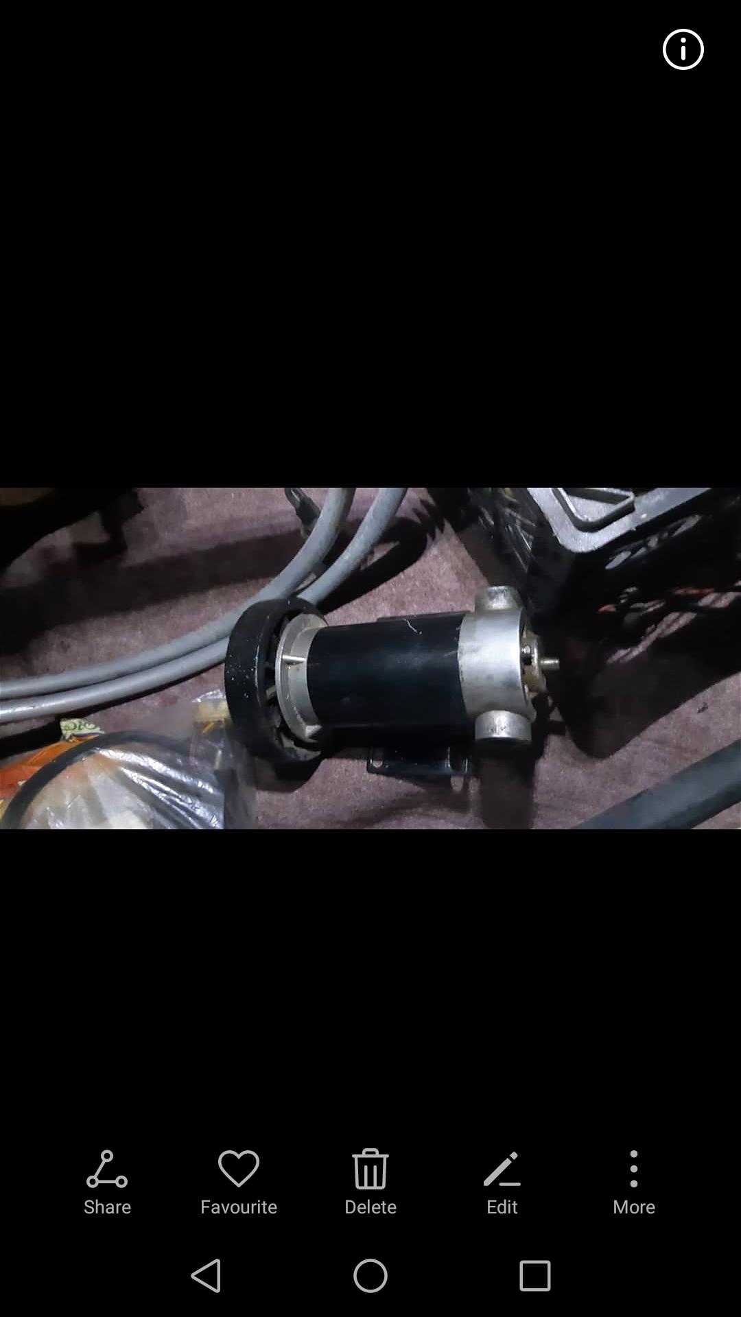 فروش موتور تردمیل