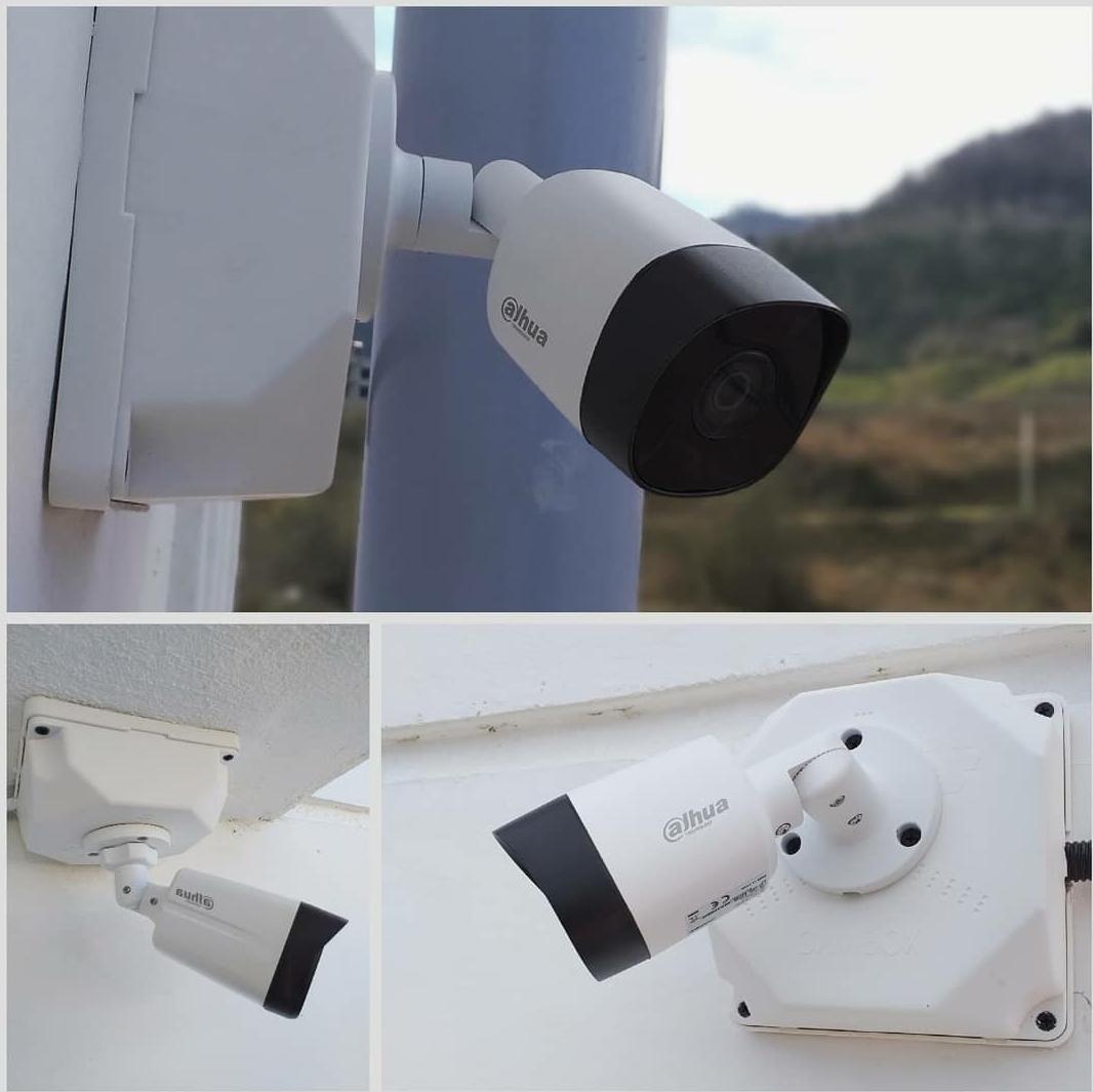 دوربین مداربسته و دزدگیر