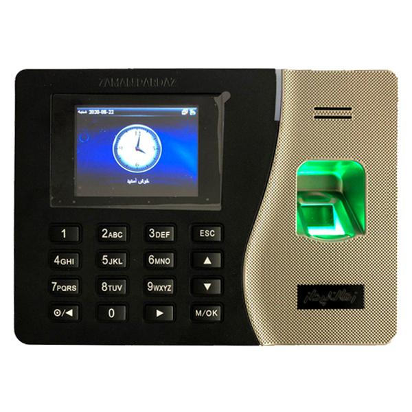 دستگاه کنترل تردد زمان پرداز مدل Zua2۰۰