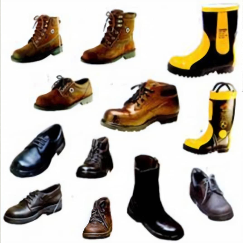 پوتین و کفش ایمنی
