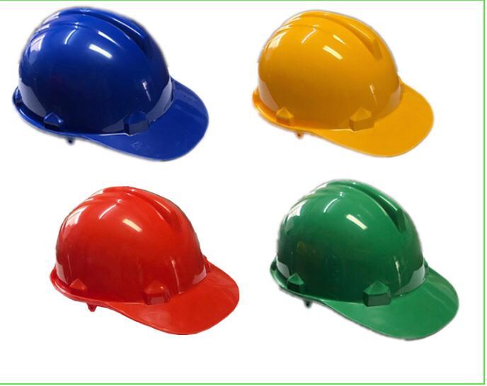 تولید و توزیع انواع کلاه های ایمنی