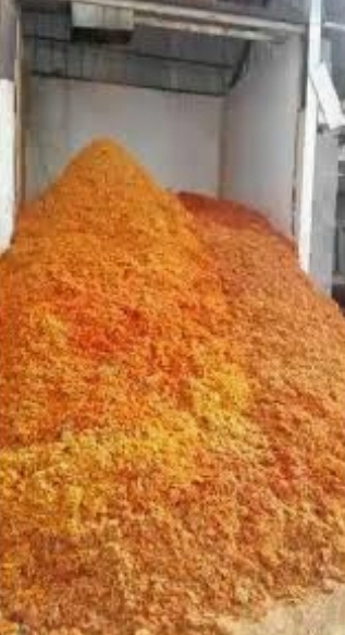 کنجاله گوجه فرنگی خشک