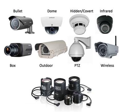ارائه دهنده دوربين مداربسته و خدمات It