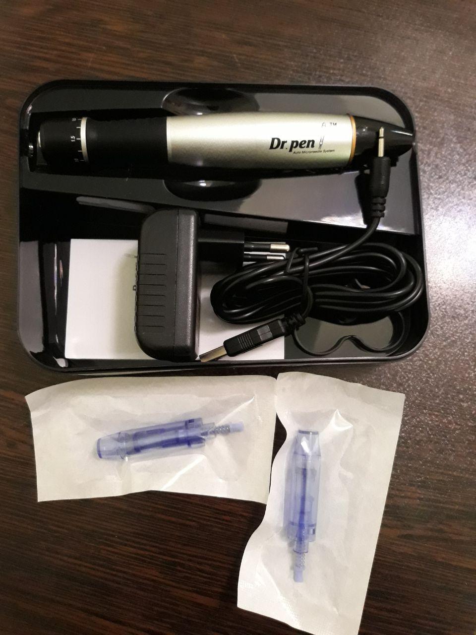 دستگاه درماپن (میکرونیدلینگ) مدل A1w برند دکترپنdr.pen