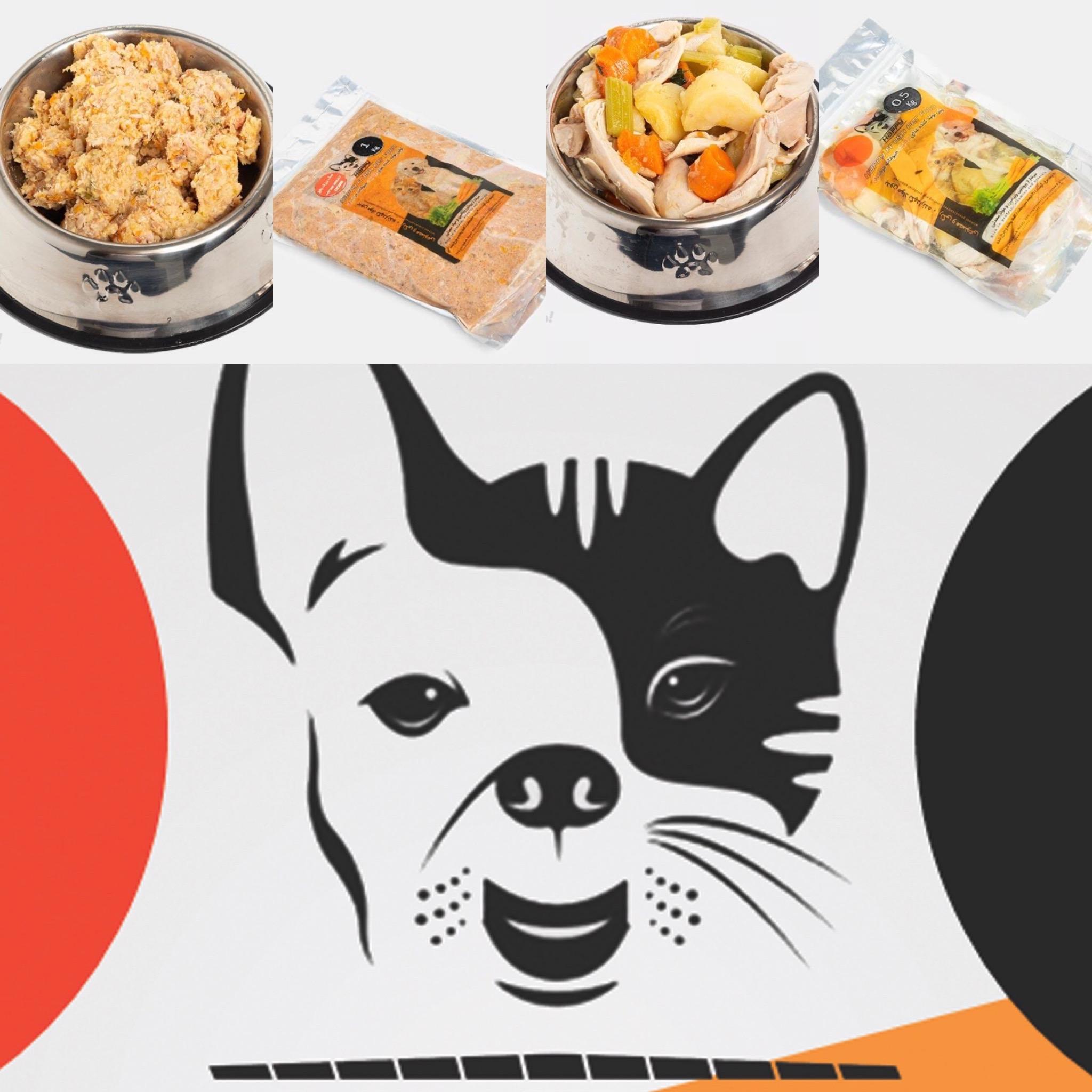 غذای خانگی حیوانات هپی پت فود
