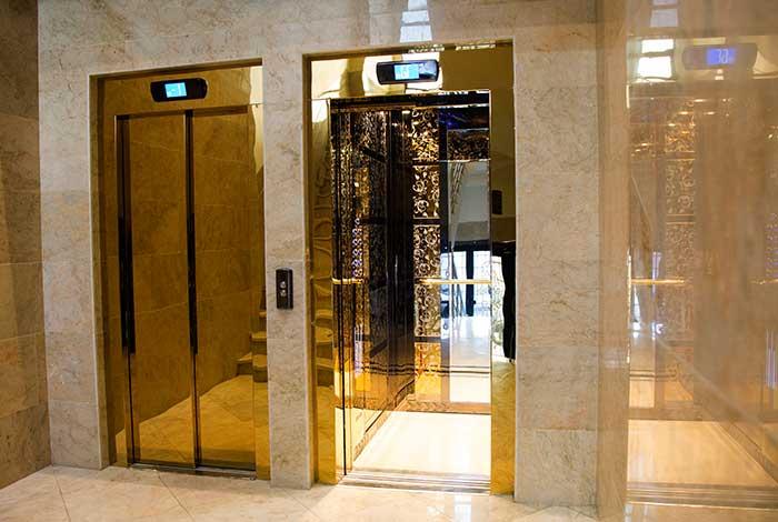 آسانسور و بالابر : تولید ساخت فروش نصب راه اندازی