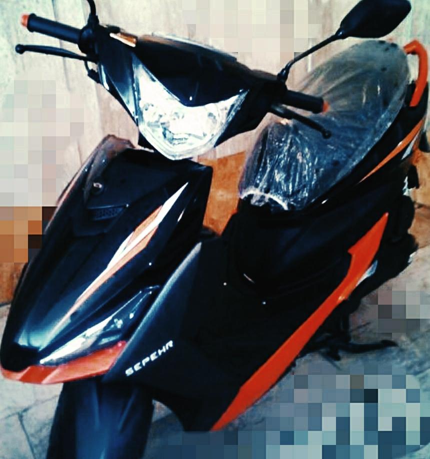 موتور سیکلت سپهر 110