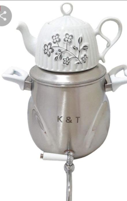 فروش قوری وکتری K&t مناسب جهیزیه