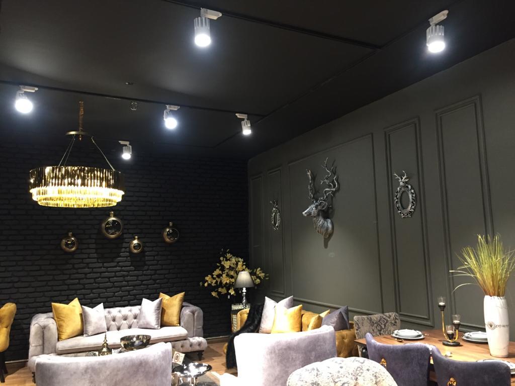 بازسازی طراحی و اجرای دکوراسیون داخلی، دکور مغازه و دفتر اداری غرفه نمایشگاهی