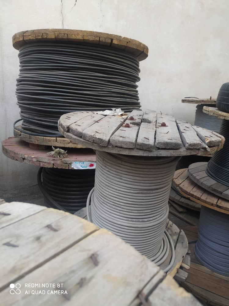 کابل برق ۱۰×۲آلومینیومی در تهران