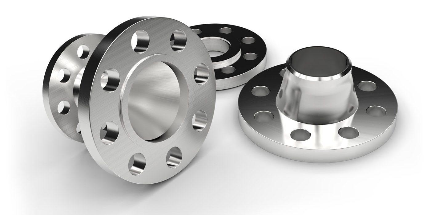 فروشگاه انتقال صنعت توانایی تولید و ساخت انواع فلنج در سایزهای مختلف از 2/1 تا 60 اینچ و ا