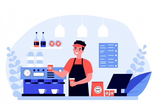 آکادمی قهوه آمارو | آموزش باریستا و آموزش لاته آرت