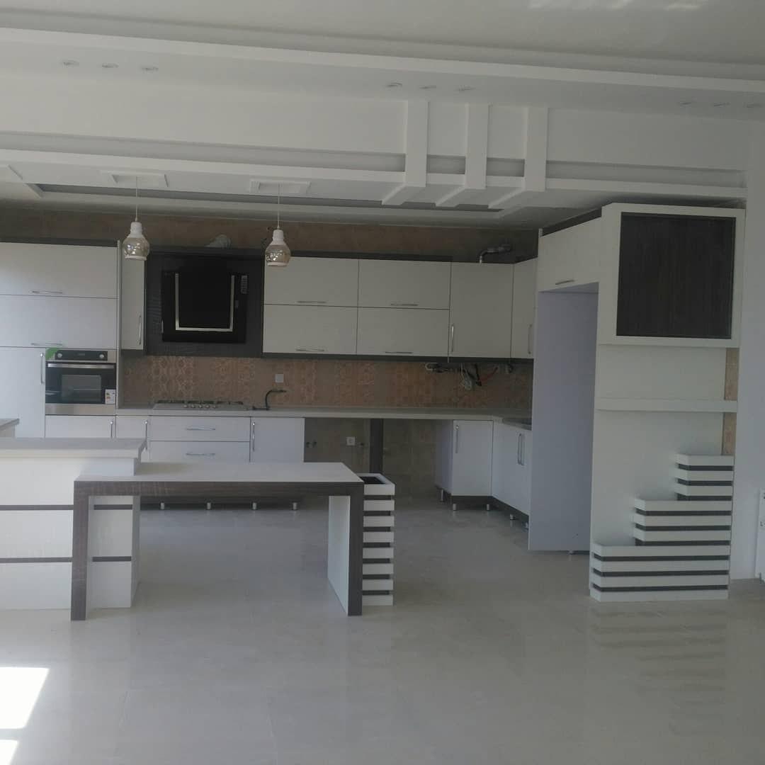 طراحی و اجرا کابینت آشپزخانه