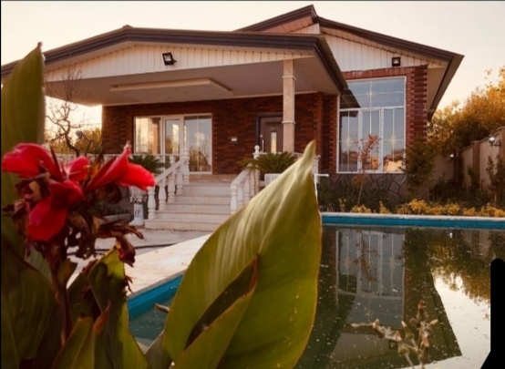"""ویلا باغ 560متر با 150 متربنا در دماوند""""جابان"""