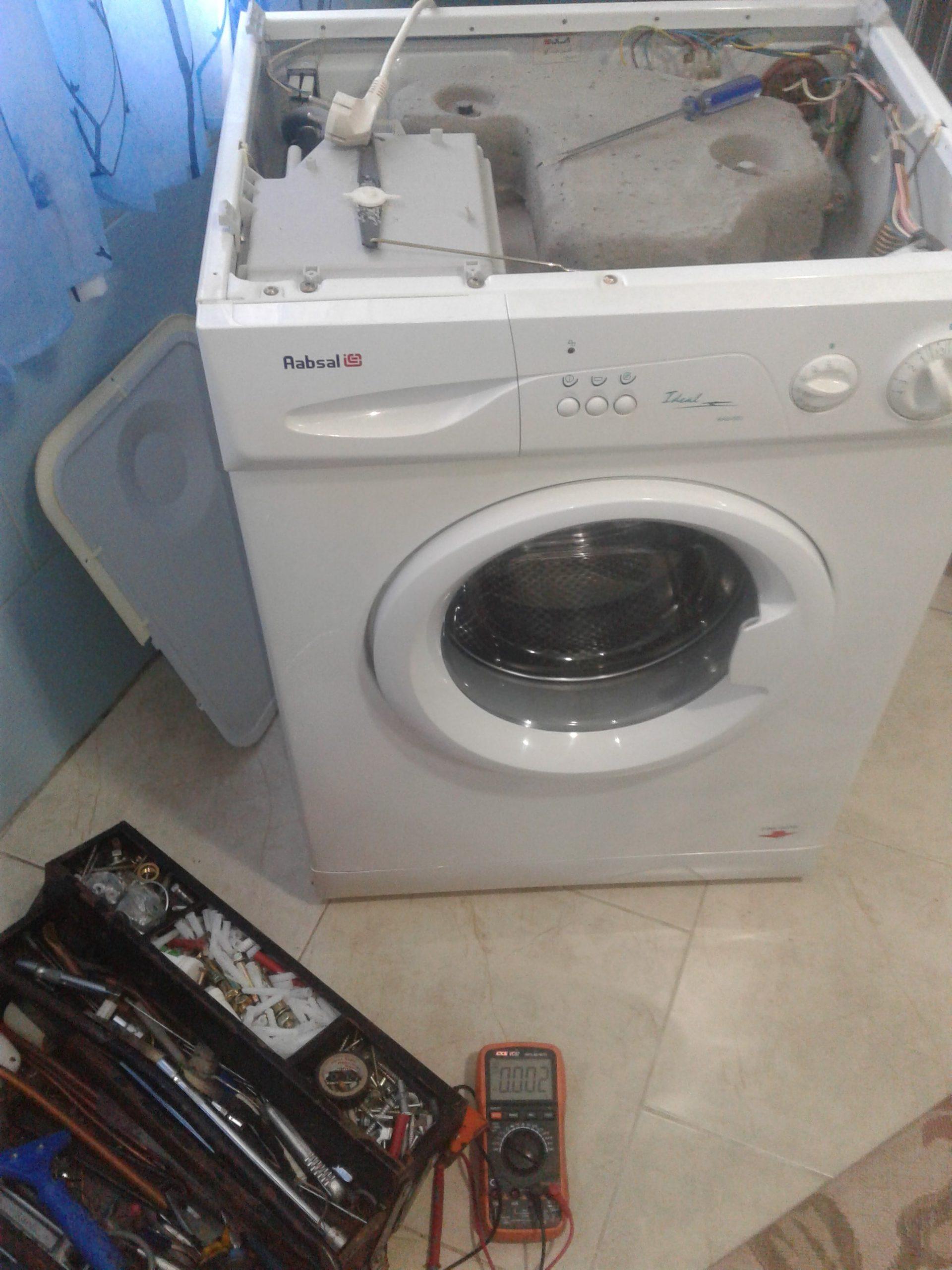 تعمیرات ماشین لباسشویی در محل | تهران