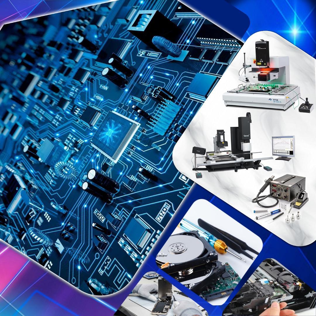 تعمیرات پرینتر (مکانیکی و الکترونیکی)