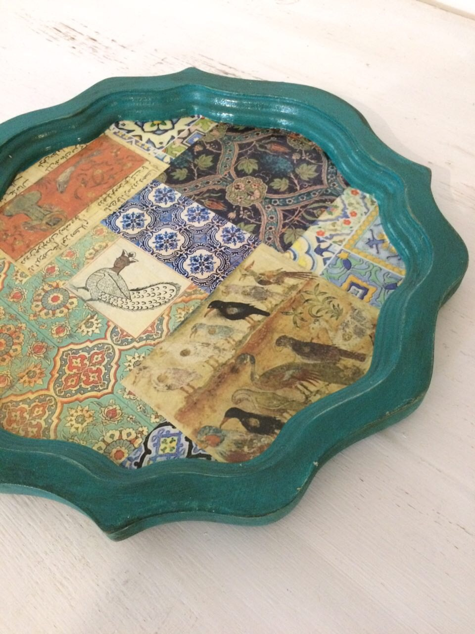 سفارش و فروش محصولات چوبی و رنگ شده