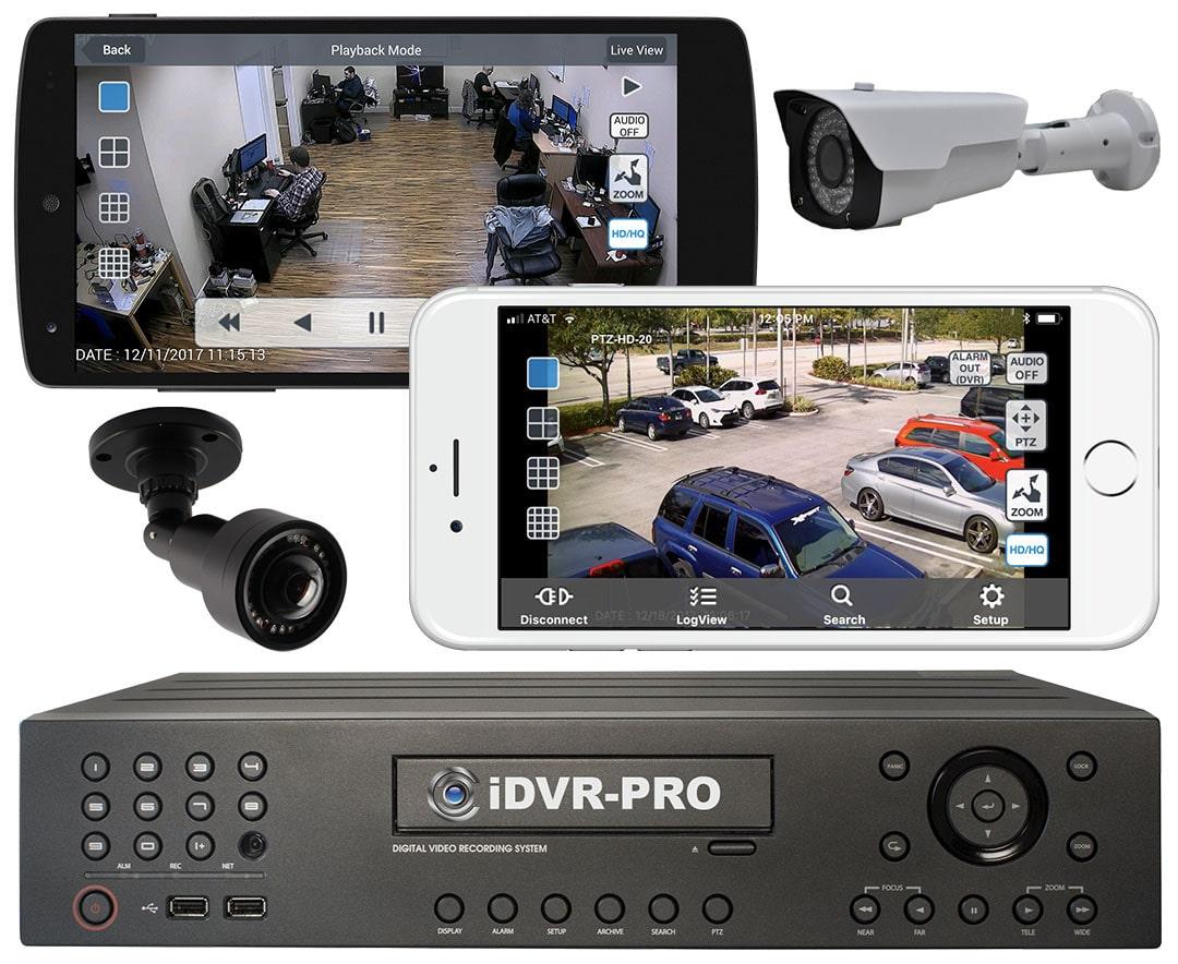 انتقال تصویر دوربین مداربسته روی موبایل و ...