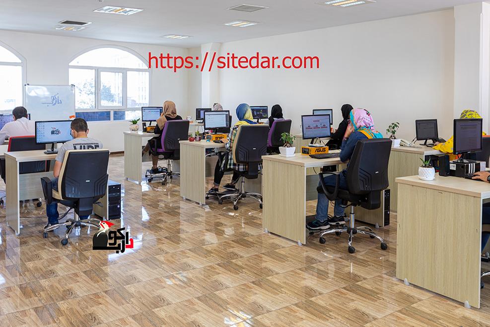 آگهی استخدام در شرکت دارکوب