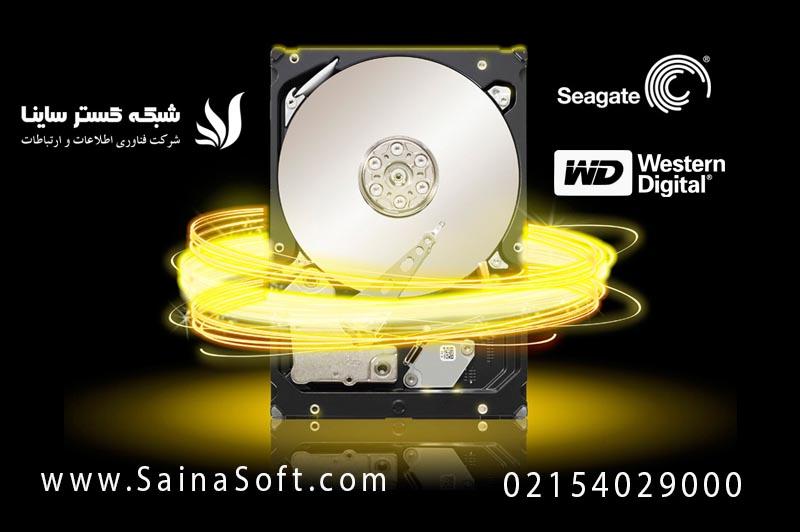 فروش هارد دیسک در کرج