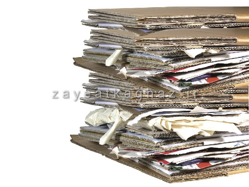 خرید کاغذ ضایعات کارتن و مقوا