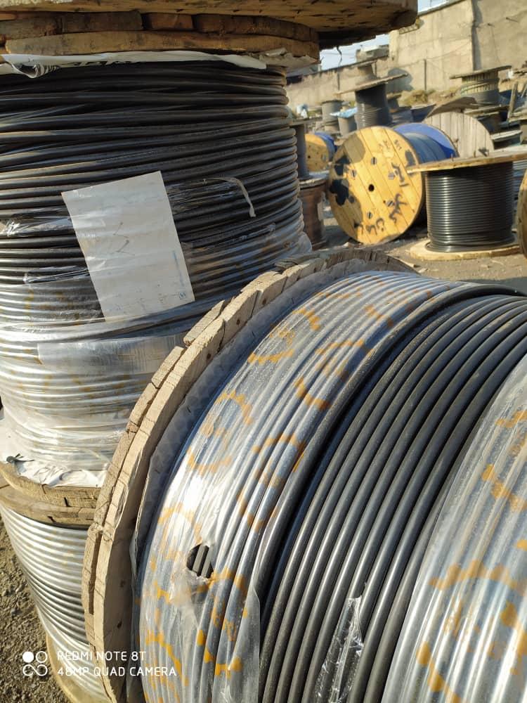 کابل برق ۱۶×۴ آلومینیومی در شیراز