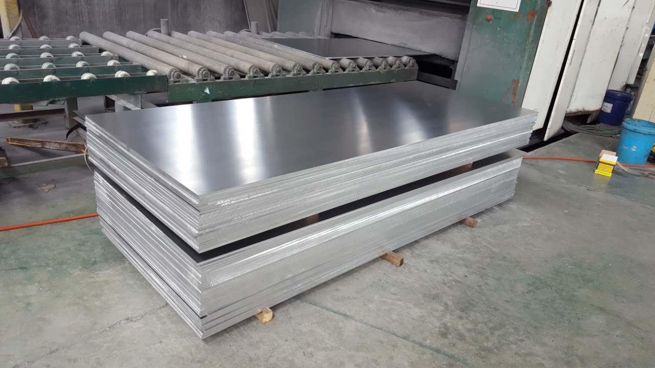 تولید کننده ورق آلومینیوم