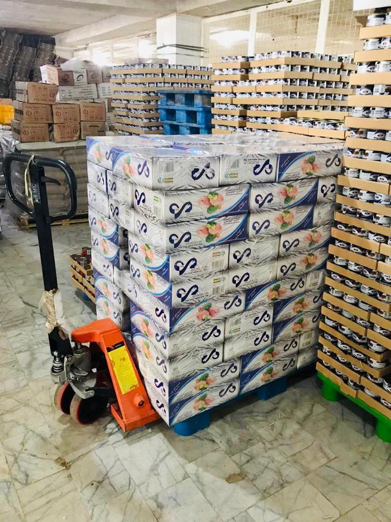 فروش کنسرو تن ماهی جنوب به قیمت کارخانه