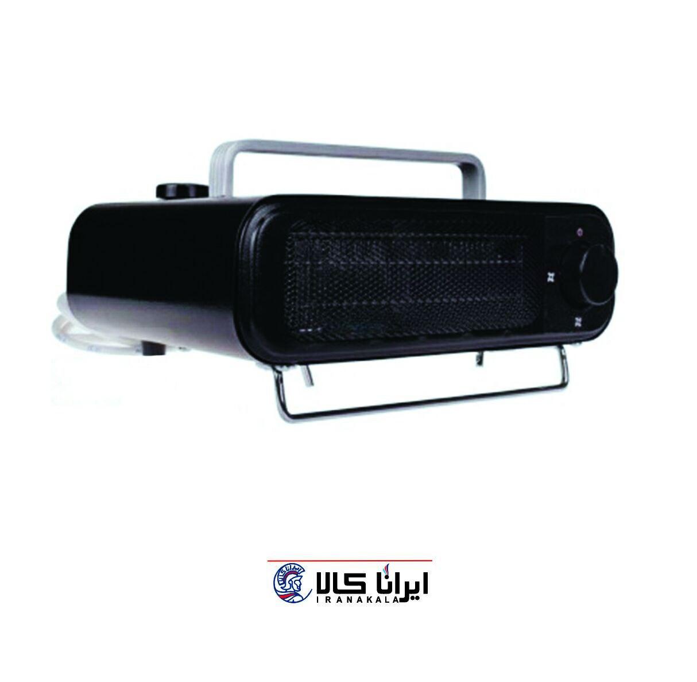 فن هیتر پارس خزر | بخاری برقی کم مصرف پارس خزر