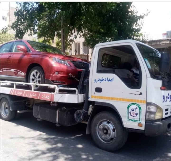 کفی خودروسوار یدکش امدادخودرو 09156156004