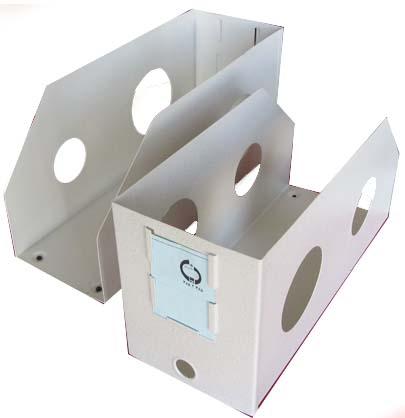 تولید انواع زونکن فلزی و نگهدارنده کتاب